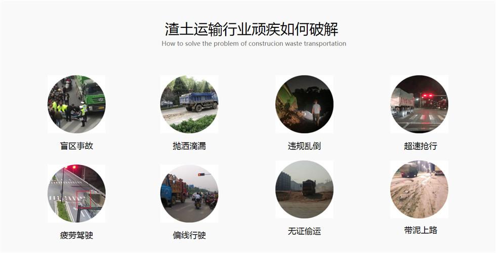 渣土运输监控管理及渣土车整治过程中经常会遇到的行业顽疾如何破解,鼎洲科技系统-鼎洲电子